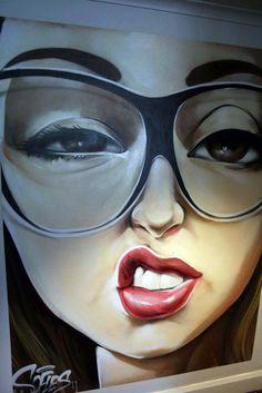 Artist: Sofles Sydney http://graffitisdumonde.blogspot.com.au/