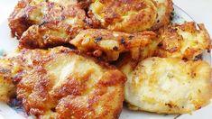 Rezne sú stará dobrá klasika. Ale toto mäsko v cestíčku zo smotanového syra vám možno zachutí ešte viac ;) Russian Recipes, Food Videos, Cauliflower, French Toast, Food And Drink, Potatoes, Yummy Food, Lunch, Chicken