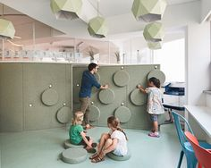 Image 1 of 20 from gallery of DSSI Elementary School Renovation / Daniel Valle. Photograph by Namsun Lee