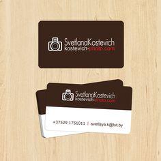 business card - photoghraher
