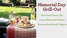 Memorial Day Menu + Wine Pairings