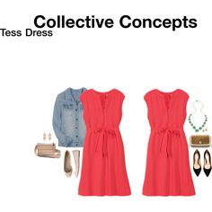 #stitchfix dress. Collective Concepts Tess Dress. Try Stitch Fix: https://www.stitchfix.com/referral/4163716