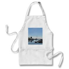 Purchase the perfect customizable apron right here on Zazzle! Find the right fit & get ready for your next cookout! Window View, Apron, Cooking Ideas, Scene, Aprons, Stage