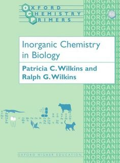 Inorganic chemistry 5th edition by gary l miessler mrababu from 053 inorganic chemistry in biology oxford chemistry primers fandeluxe Images