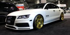 Ghost Motorsports Audi A7 S line, 2013 Los Angeles Auto Show