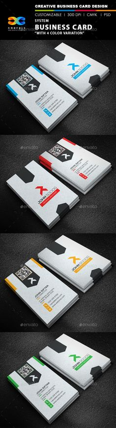 Personal Business Card Template PSD | Buy and Download: http://graphicriver.net/item/personal-business-card/9755699?ref=ksioks