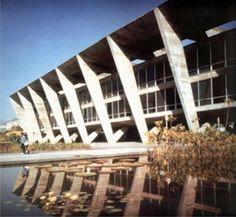 Museu de Arte Moderna do RJ, Affonso Reidy