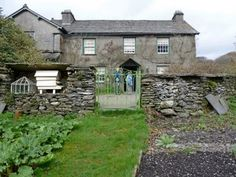 Hill Top Farm, home of Beatrix Potter - Lake District, England