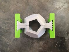 Dodecahedron Mold 3D Printed Geometric Mold Cast by Edgehill3D