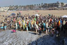 Memorial water paddle out in honor of Pastor Chuck Smith 10.19.13   Flickr - Photo Sharing!
