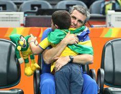 """Zé não confirma sequência, elogia time e lamenta choro do neto: """"Mais difícil"""" #globoesporte"""