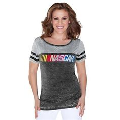 Touch by Alyssa Milano NASCAR Ladies 2014 Morgan T-Shirt - Black 49cf79faa
