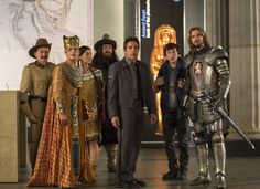 Check out our article on Night at the Museum 3 : Secret of the Tomb from Shawn Levy with Ben Stiller & Robin Williams