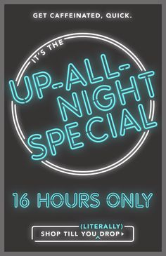 Midnight dash idea — neon Banner Gif, Sale Emails, Neon Design, Newsletter Design, Shop Till You Drop, Poster Layout, Page Layout, Layouts, Website Layout