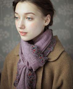 Faliero Sarti amazing scarf
