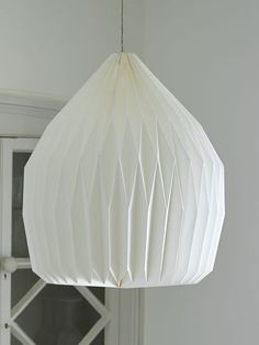 White+Paper+Lampshade