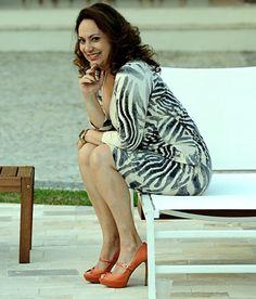 Dicas de estilo para mulheres maduras   Inspire se nas celebridades