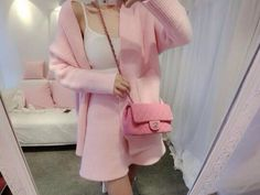 Pastel Pastel Outfit, Dresses With Sleeves, Long Sleeve, Outfits, Fashion, Moda, Suits, Sleeve Dresses, Long Dress Patterns