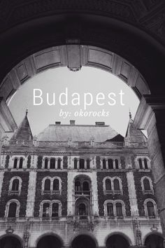 architecture in Budapest story