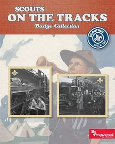 Heritage Scouts On The Tracks Badge Collection