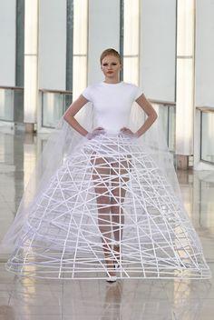 DIAN_DIN: Collections. Кутюрье, приумножающий искусство. Stephane Rolland Haute Couture SS 2015