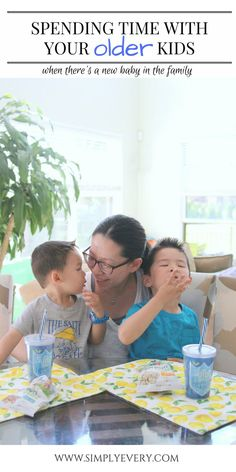 Spending Time with Your Older Kid(s) Parenting Articles, Kids And Parenting, Parenting Hacks, Parenting Plan, Parenting Classes, Spending Time With You, Mom Advice, Work From Home Moms, Three Kids