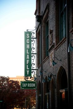 Great place to taste all the wonderful beers that @schlafly produces. Schlafly Taproom, St. Louis, MO