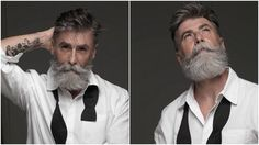 Никога не е късно да сбъднеш мечтите си. Потвърждава го 60-годишният Филип Дюма (Philippe Dumas) от Париж, Франция, който винаги е мечтал да стане модел... И става!