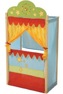 Roba 7102 - Teatro de marionetas
