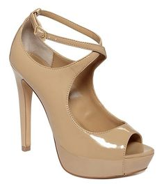 Not much into patent. I love the color and style of these. Steve Madden 'Hottness' Pumps