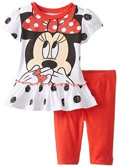 Disney Baby Girls' Minnie Mouse Legging Set with White, Red, 24 Months Disney http://www.amazon.com/dp/B00PK0BSPQ/ref=cm_sw_r_pi_dp_tFMDvb0YJ7DBP