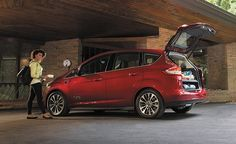 2017 Ford C Max Energi The Differences Car And