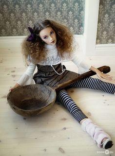 Inspiration pour shooting poupée/doll    Shooting by Aneta Kowalczyk…