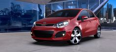 2013 Kia Rio 5-door Call 360-943-2120 ext. 151 Lorelei Fleming Hanson Motors