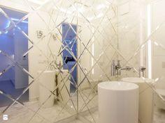 Zdjęcie: mała łazienka w warszawskim apartamencie - Łazienka - Styl Eklektyczny - Nasciturus design