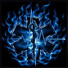 paramedic star of life Ems Tattoos, Future Tattoos, Tatoos, Ems Humor, Firefighter Paramedic, Paramedic Memes, Emergency Medical Services, Emergency Medicine, Medical Field