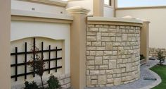 Cathedral cladding has a rugged texture and modern finish. It is available in various colours