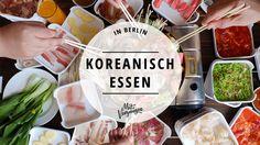 Egal ob Kimchi, Bibimbap oder Gimbap – koreanische Gerichte haben nicht nur ziemlich süße Namen, sondern schmecken auch noch lecker.
