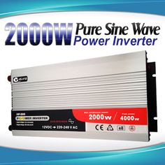 Power Inverters: Essential Safety Tips and Information All Inverter Pure Sine Owners Must Know