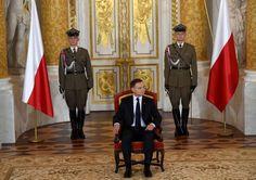 Nowy Prezydent Polski, Pan Andrzej Duda