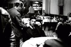 Behind the scenes of The Godfather
