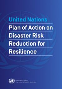 Plan of Action on Disaster Risk Reduction for Resilience
