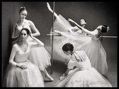 ABT Rehearsal, New York, 1980