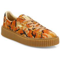 innovative design 014d3 c52ee 18 Best Rihanna Camo Creepers images | Fenty puma, Camo ...