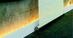 baseboard lighting