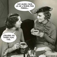 Petit thé entre filles https://www.15heures.com/photos/p/33078/