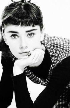 """Audrey Hepburn """" Sabrina 1954"""""""