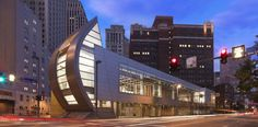 August Wilson Center for African American Culture is a U.S. nonprofit arts organization based in Pittsburgh, Pennsylvania that presents performing and visual arts programs that celebrate the contributions of African Americans in Western Pennsylvania. The museum opened in 2009.