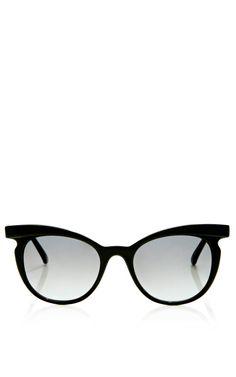 Cat Eye Sunglasses by Marni Now Available on Moda Operandi