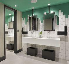 Top 25 Best Commercial Bathroom Ideas Ideas On Pinterest Public with Pictures Some Bathroom Tile Design Ideas
